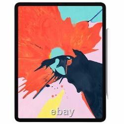 Apple iPad Pro 12.9 3rd Gen 1.02 TB Space Gray with Apple Pen Open Box