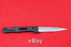 Benchmade 417 Fact Axis Lock Aluminum, Cpm-s30v Knife, New In Box
