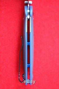 Benchmade 556-1 Mel Pardue Mini Griptilian Cpm-20cv Knife, New In Box