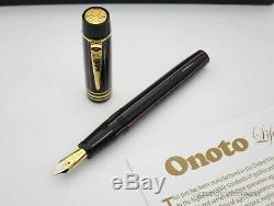 Boxed Limited Edition'The Chuzzlewit Fountain Pen' by ONOTO Medium Nib Nr MINT