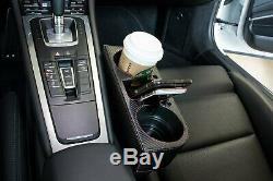 Car Seat Crevice Box Storage Cup Holder Organizer Auto Gap Pocket Stowing Right