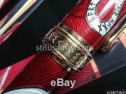 David Oscarson Valhalla Collection Frey Limited Edition 11/88 Boxed 18k Fine Nib