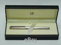 Dunhill 14k Gold Nib Fountain Pen Made In Germany New With Box