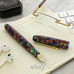 Edison Collier Rock Candy Acrylic Fountain Pen Medium Point NEW in box