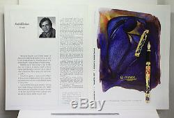 Elysee Vernissage Impression 2 Fountain Pen New In Box Manfre Eberhard Art Pen