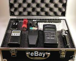 Ghost Hunting Kit + Spirit Box + Laser Pen + MEL & K2 EMF Meter + Recorder + NEW