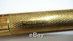 Gorgeous Sheaffer Imperial Masterpiece, In Box, 18k Solid Gold, 14k B Nib