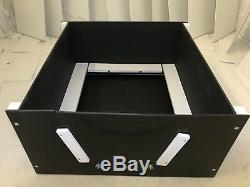 HEAVY DUTY PLASTIC Whelping Box MEDIUM 40x40 withFLOOR+RAILS Dog, Puppy, Pen