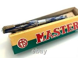 Japanese vintage MASTER unused with box 1950 from Japan