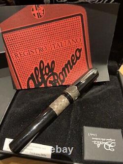 Mint And Boxed Delta Alfa Romeo Ltd Ed. Fountain Pen. Med Nib