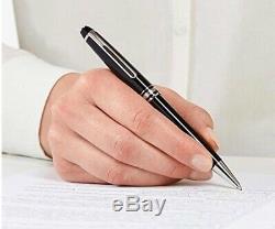MontBlanc Meisterstuck Platinum Line Classique Ballpoint Pen 164 Black in box