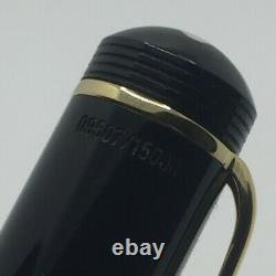 Montblanc 100 Year Anniversary Historical Fountain Pen 18K (M) nib No box/papers