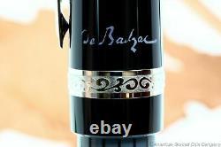 Montblanc 109296 Writer's Edition 2013 Honore de Balzac Ballpoint Pen New in Box