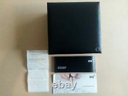 Montblanc 149 Meisterstuck Calligraphy Flex Nib Box Papers Warranty
