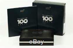 Montblanc Anniversary 100 Years Edition Starwalker Ballpoint Pen NEW + BOX
