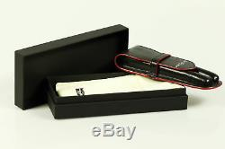 Montblanc Anniversary Edt. 2006 Meisterstuck Leather Etui for 2 Pens NEW + BOX