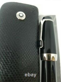 Montblanc Boheme Fountain Pen With Retractable Nib 14k + Box