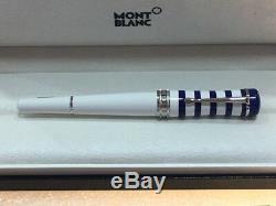 Montblanc Bonheur Weekend Fountain Pen (f) Nib #118500 New In Box
