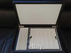 Montblanc Desk Accesoires Collectors Box for 12 Pens NEW + BOX