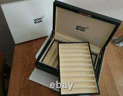 Montblanc Desk Accesoires Collectors Box for 20 Pens NEW + BOX