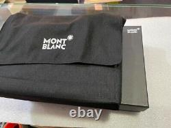 Montblanc Desk Accessories Leather Stackable Pen Box For 8 Pens #124027 New