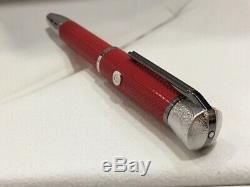 Montblanc Great Char. James Dean Special Edition Fountain Pen (ef) New In Box