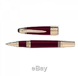 Montblanc JFK Special Edition John F Kennedy Rollerball Pen New In Box 118082