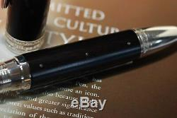 Montblanc L´Aubrac Fountain Pen new box papers nib size M