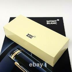 Montblanc Large Boheme Gold Rollerball Pen & Gift Box