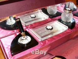 Montblanc Limited Edtion 4810 1991 Creation Lalique Set NEW + BOX