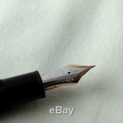 Montblanc Meisterstuck 149 fountain pen nib 14C 1970s Boxed Rare Vintage