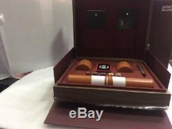 Montblanc Purdey Coffret Backgammon & Bridge Game Set #124032 New In Box