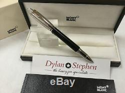 Montblanc starwalker doue fineliner / rollerball pen + boxes excellent condition
