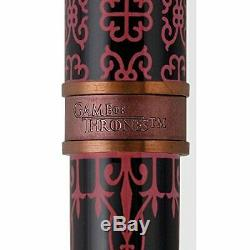 Montegrappa Game of Thrones Targaryen Ballpoint Pen, ISGOTBTY, New In Box