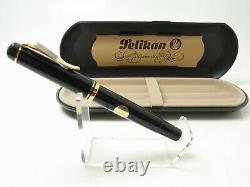 NOS vintage PELIKAN M250 Old Style Version fountain pen 14ct M nib in box