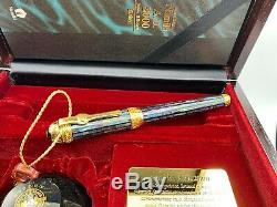 Namiki Jubilaeum AD 2000 RADEN Maki-e Fountain Pen 18K Med Nib Boxed