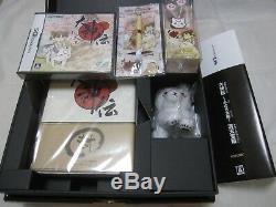 New 7-14 Days to USA. E-CAPCOM Limited BOX WithPen. Nintendo DS Okami Den Japanese