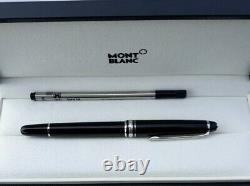 New Montblanc Pen Platinum Trim Rollerball Pen New in box and factory sealed