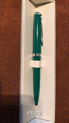 New Rolex Bille Stylographic Luxury Pen In Box Blue Ink