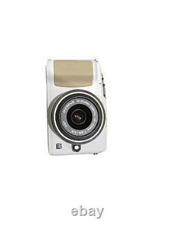 Olympus PEN E-PL2 4GB Camera & 14-42mm Lens Kit White. Mint. New. Original Box
