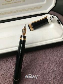 Omas fountain pen brand new in box