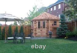 Outdoor Living Today 9X9 Penthouse Garden Shed PEN99
