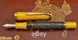Pelikan Kirin Asia Toledo Limited Edition 2002 fountain pen new in box