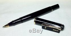 Pelikan Souveran R200 Roller Ball Pen Black New in Box Product