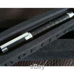 Pen in the Box BREITLING Novelty Black Body Silver Ballpoint