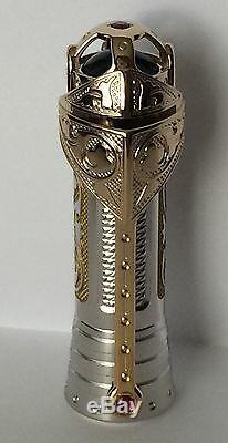S. T. Dupont Fountain Pen, White Knight, Prestige Edition, 241030, New In Box