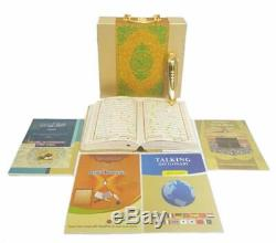 SPECIAL OFFER Word for Word Digital Quran Pen Reader Gold Gift Box (PQ15)