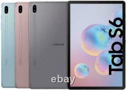 Samsung Galaxy Tab S6 128GB 10.5 Display Wi-Fi Tablet SM-T860 No S-Pen Open Box