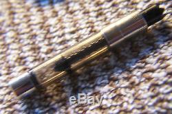 Sheaffer Intrigue Seal 619 Fountain Pen 14K Broad Nib, New in Box