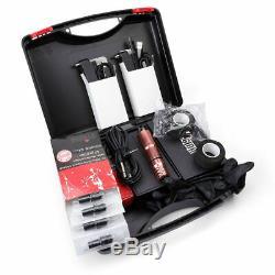 Stigma Tattoo Pen Tattoo Kit Motor Tattoo Machine 2 Wireless Power Supply Box US